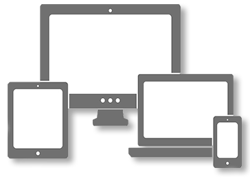 Sites built by TAB Services are fully responsive across all devices